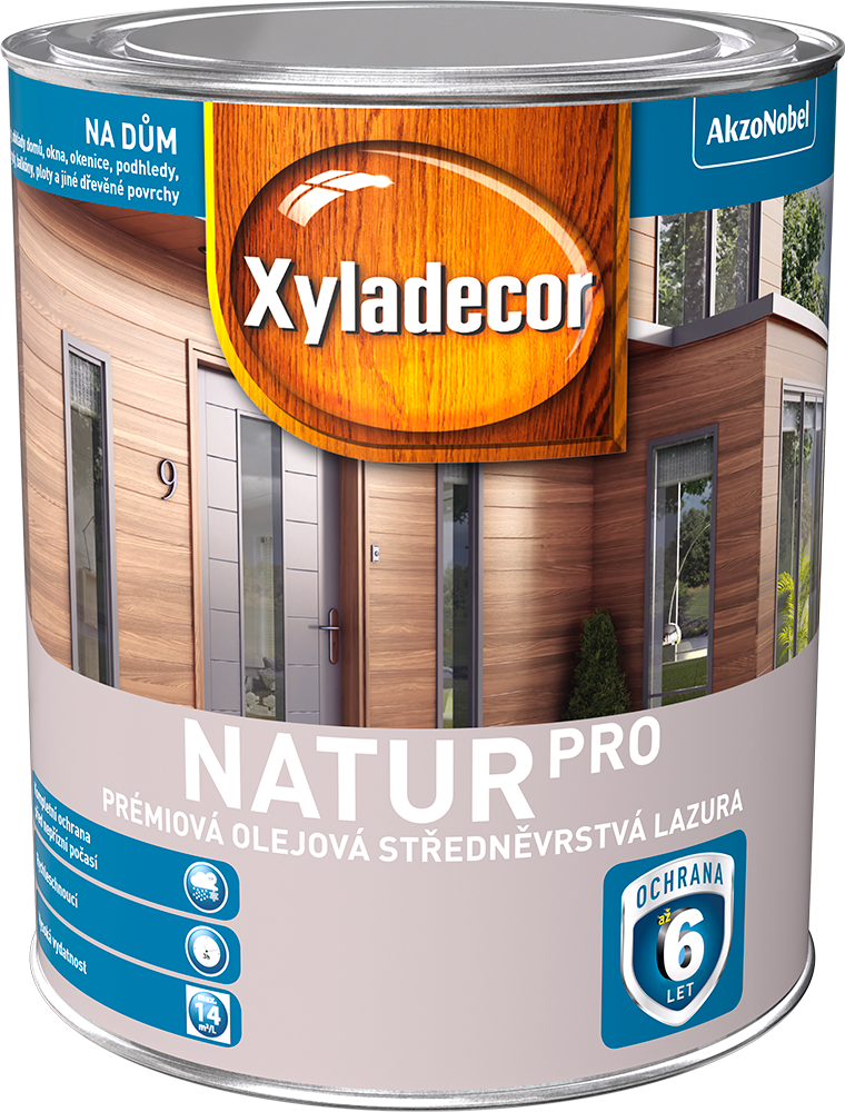 Xyladecor Natur PRO pinie 0,75L