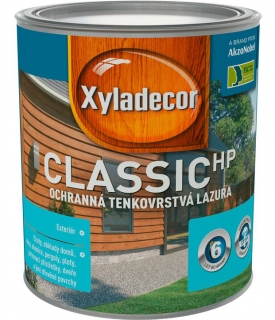 Xyladecor Classic HP borovice 0,75L